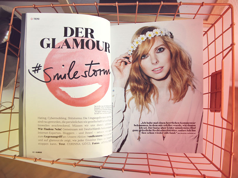 glamour smilestorm