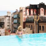 Barcelona with Bershka