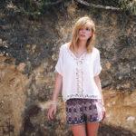 forever21: Ethno shorts
