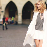 white summercoat