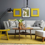 interior sunday: Trend color yellow
