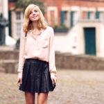 powder blouse