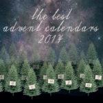 die 20 besten Adventskalender (edit)