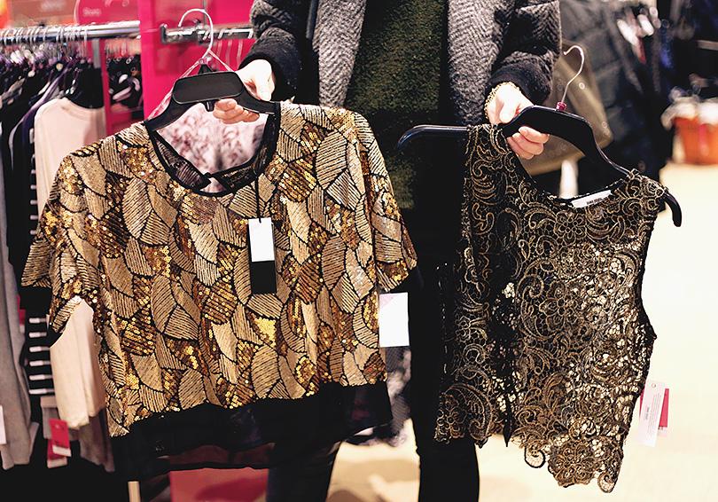 christmas shopping with tk maxx - bekleidet - fashionblog ...