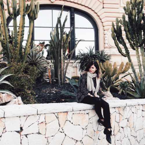 relaxing between the cacti family FairmontMonteCarlo fairmont fashionbloggerde monaco
