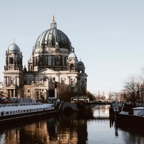 teamed up with courtyardde for the urbantips contest Berlin cathedralhellip