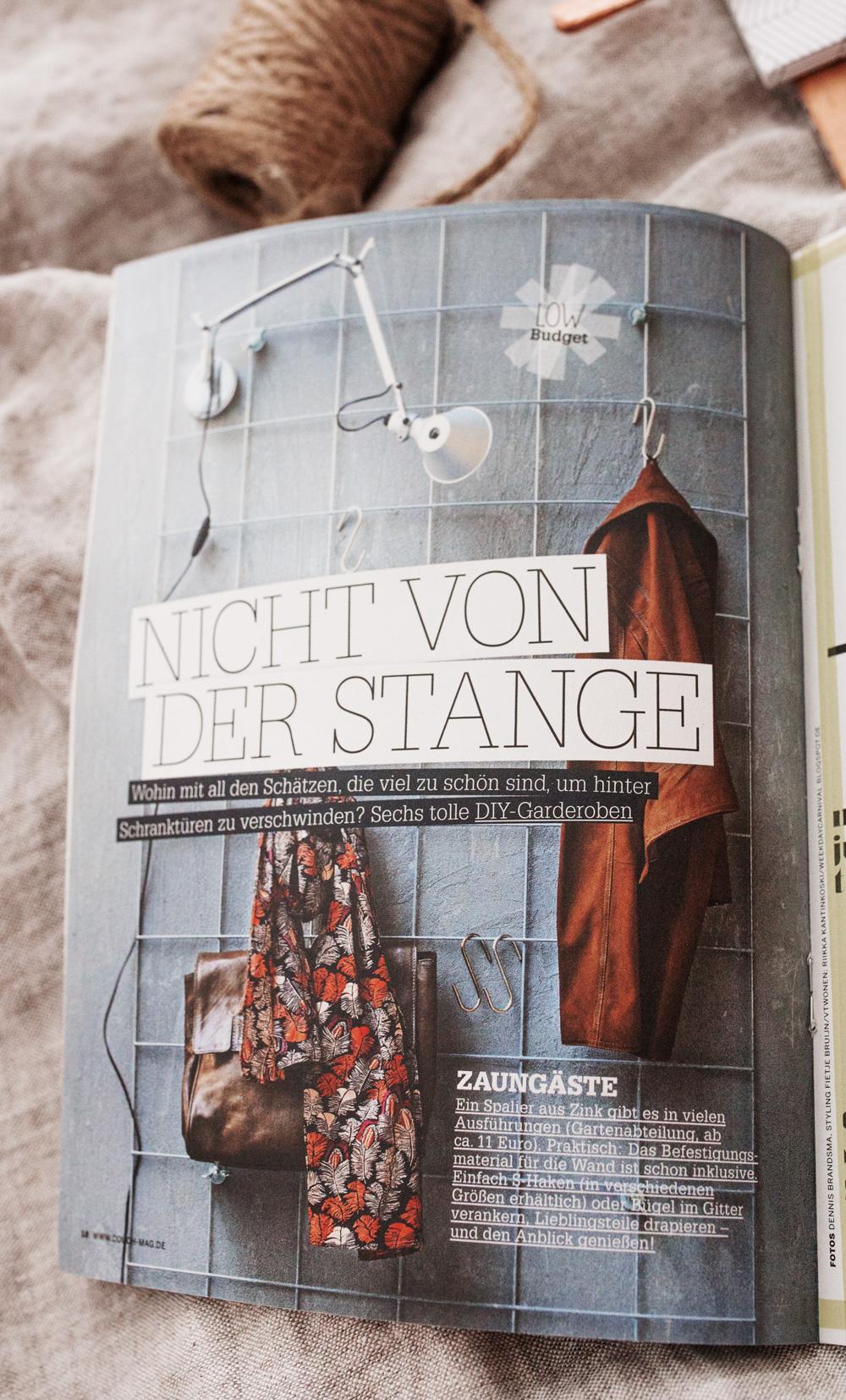 interior inspirations: Grid Walls - bekleidet - fashionblog ...