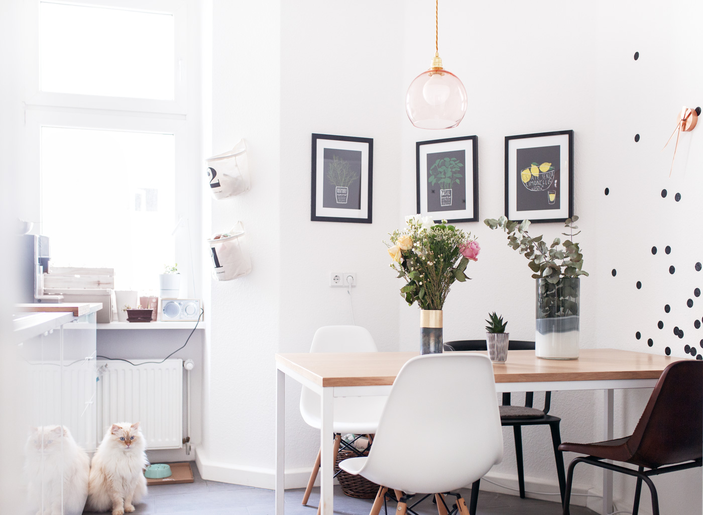 unsere k che einrichten dekorieren aufbauen wohlf hlen. Black Bedroom Furniture Sets. Home Design Ideas